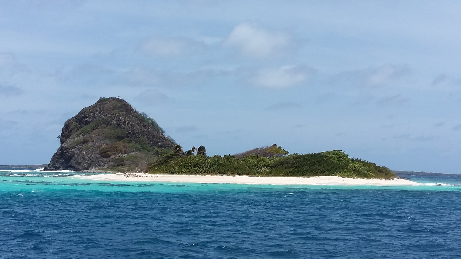 Carriacou White Island