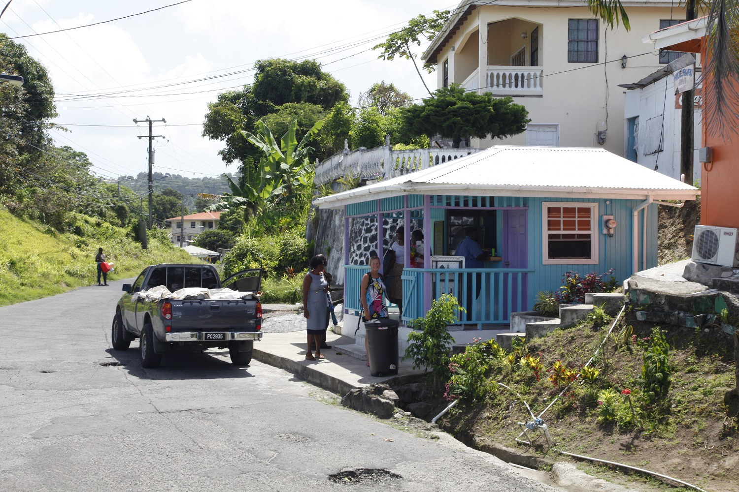 Marigot Village